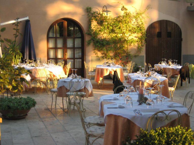 Tenuta del Fontino Abendessen
